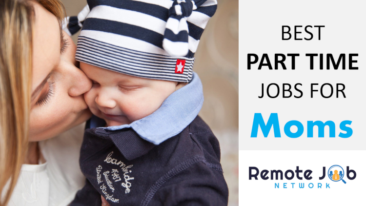 Best Part Time Jobs For Moms